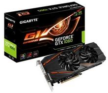 Gigabyte GeForce GTX 1060 G1 Gaming OC VR Ready (GV-N1060G1 GAMING-6GD)