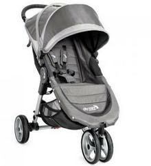 Baby Jogger City Mini Steel Gray