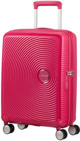 American Tourister walizka Soundbox 55 Pink