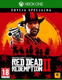 Red Dead Redemption II Edycja Specjalna XONE