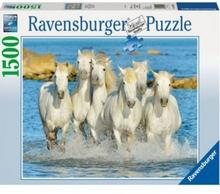 Ravensburger 1500 ELEMENTÓW Orzeźwiający galop 491625