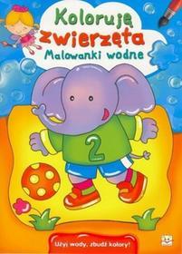 Aksjomat Malowanki wodne. Koloruję zwierzęta