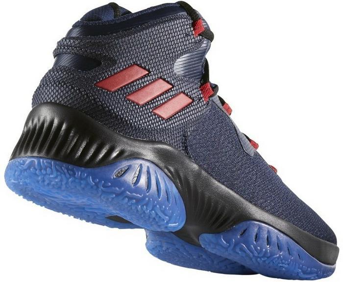 Adidas Explosive Bounce 4058025810148 czarny – ceny, dane techniczne, opinie na SKAPIEC.pl