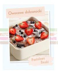 Buchmann / GW Foksal Pastelowe Smaki Owocowe dobranocki - Buchmann