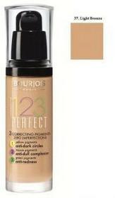 Bourjois 123 Perfect Foundation podkład ujednolicający 57 Light Bronze 30ml