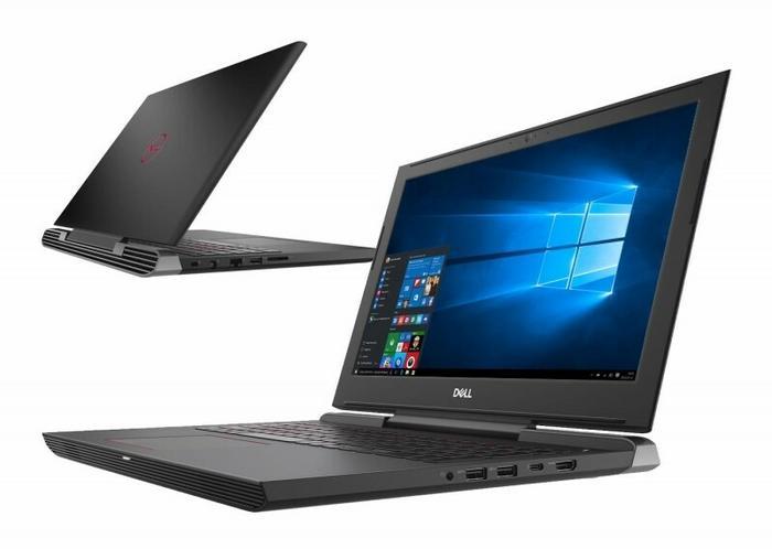 """Dell Inspiron 7577 15,6"""" FHD, Core i5, 1TB HDD, 8GB RAM, GTX1050, W10H"""