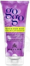 Kallos GoGo regenerująca maska do suchych łamiących się i uszkodzonych włosów 200 ml | DARMOWA DOSTAWA OD 149 PLN!