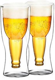 Cool 4Home Szklanka termiczna do piwa Hot 370 ml, 2 szt.
