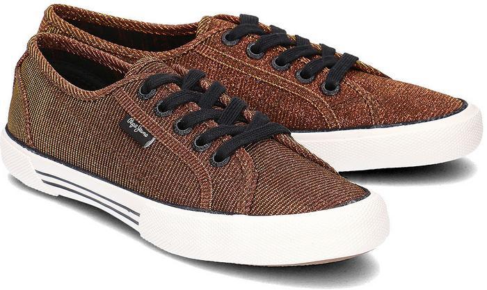 5a771ad300e3 Pepe jeans Aberlady - Trampki Damskie - PLS30527 895 PLS30527 895 – ceny
