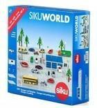 Siku World Zestaw parking garaże i samochód GXP-623253