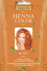 Venita Ziołowa odżywka koloryzująca z naturalnej henny - Henna Color Ziołowa odżywka koloryzująca z naturalnej henny - Henna Color