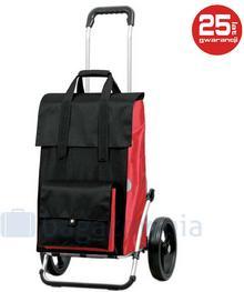 Andersen Wózek na zakupy Royal 166 Tango 166-056-70 Czerwony - czerwony 166-056-70