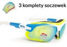 Goggle Okulary sportowe korekcyjne GOGGLE T637-3R