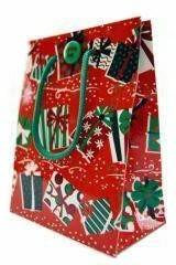 Torebka Świąteczna grająca Prezenciki -