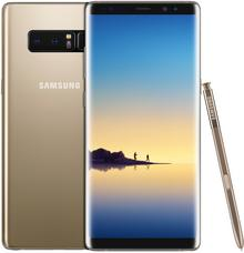 Samsung Galaxy Note 8 256GB Dual Sim Złoty