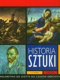 Historia sztuki - Hodge A.N.