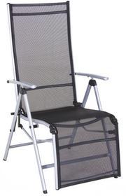 Nac Happy Garden Fotel 7 Pozycyjny Aluminiowy Moderno