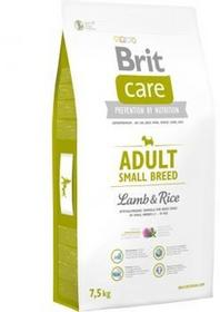 Brit Care Small Breed Lamb&Rice 7,5 kg