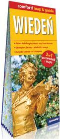 ExpressMap comfort! map. Wiedeń, laminowany map&guide praca zbiorowa