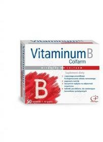 Colfarm Vitaminum B x 50 tabl + 10 tabl