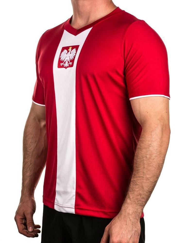Rotex Rotex Koszulka kibica Polska Rotex czerwony roz M 318904) 318904