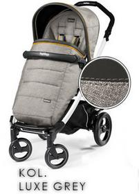 Peg Perego Book 51 S Pop-Up Completo Luxe Grey