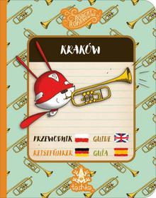 Tashka Kraków - przewodnik. Guide, Reisefuhrer, Gula - Robert Romanowicz