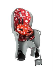 Hamax Kiss set medium grey/red