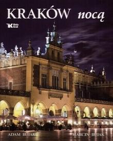 Biały Kruk Marcin Bujak Kraków nocą