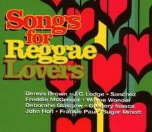 Greensleeves Records Ltd. Songs For Reggae Lovers