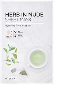 Missha Herb In Nude Sheet Mask Hydrating Care