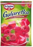 Dr Oetker Galaretka o smaku malinowym 77 g