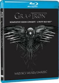 Galapagos Gra o Tron Sezon 4 4 Blu-ray) Płyta BluRay)