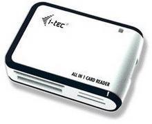 i-Tec Memory Card Reader