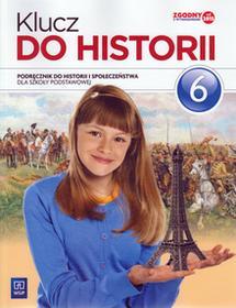 Klucz do historii 6 Podręcznik. Klasa 6 Szkoła podstawowa Historia - Małgorzata Lis, Wojciech Kalwat