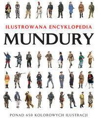 McNab Chris Mundury Ilustrowana encyklopedia / wysyłka w 24h