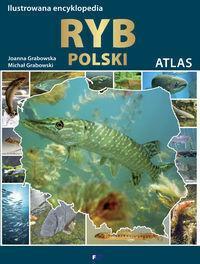 Ilustrowana encyklopedia ryb - Grabowska Joanna, Michał Grabowski