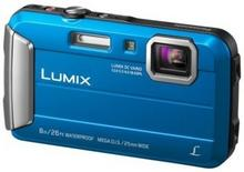 Panasonic Lumix DMC-FT30 niebieski