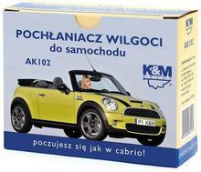 K&M Pochłaniacz wilgoci do samochodu AutoDry AK102 AK102
