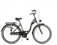 Dawstar City Vip Bike 3 Nexus 2017 czarny