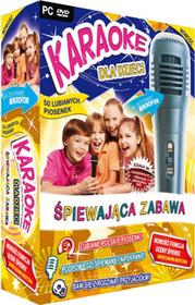 PWN Karaoke Dla Dzieci Śpiewająca Zabawa lkavalon_kar_sp_zab