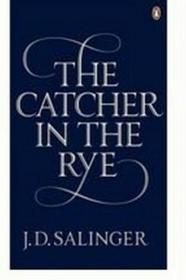 Penguin Books J.D. Salinger The Catcher in the Rye