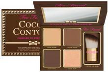 TOO FACED Cocoa Contour Chiseled to Perfection - Paleta do konturowania twarzy