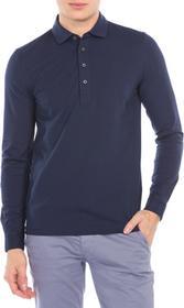 Hugo Boss Paver Polo Shirt Niebieski M (182999)