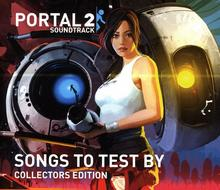 Aperture Science Psychoacoustic Laboratories Portal 2 Songs to Test By Collectors Edition)