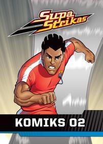 Supa Strikas Komiks 2 Opracowanie zbiorowe