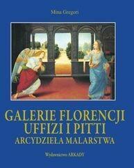 Galerie Florencji Uffizi i Pitti etui - Mina Gregori