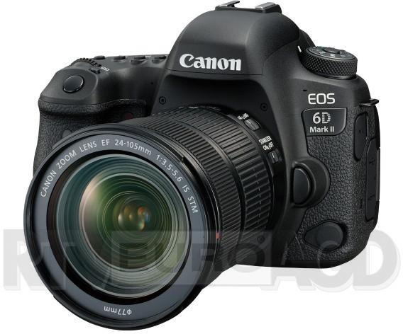 Canon EOS 6D Mark II + 24-105 kit