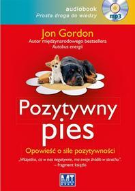 MT Biznes Pozytywny pies (audiobook CD) - Jon Gordon