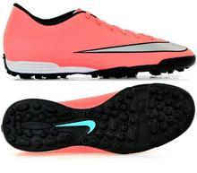 Nike MERCURIAL VORTEX II TF 651649-803 różowy